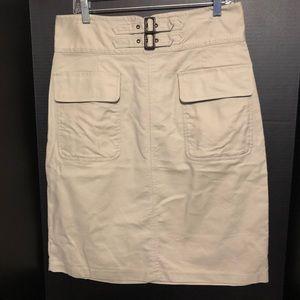Worthington Khaki Skirt